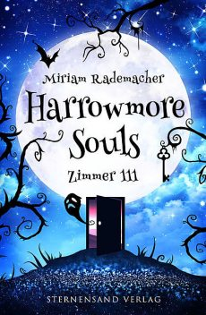 Harrowmore Souls (Band 1): Zimmer 111, Miriam Rademacher