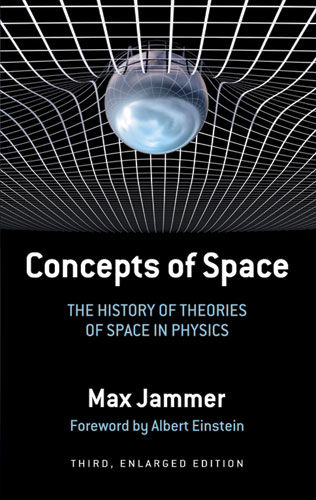 Concepts of Space, Max Jammer