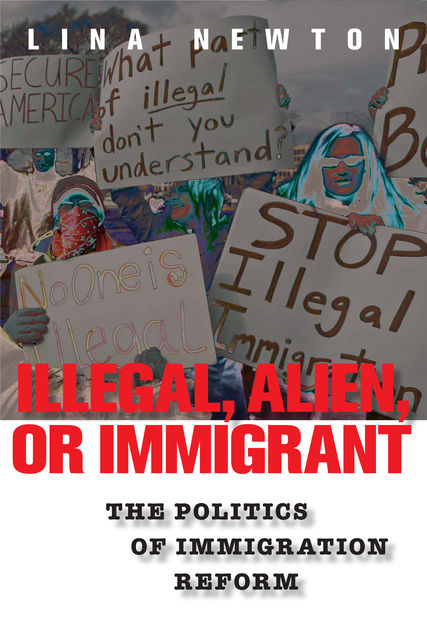 Illegal, Alien, or Immigrant, Lina Newton
