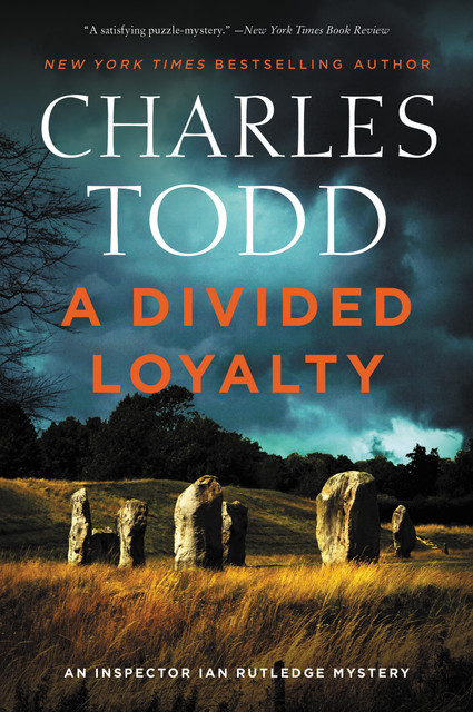 A Divided Loyalty, Charles Todd