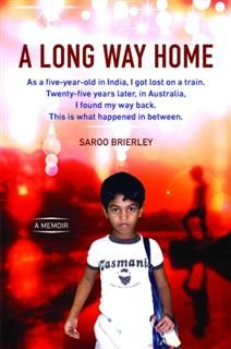 Long Way Home, Saroo Brierley