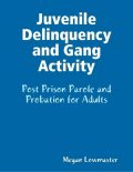 Juvenile Delinquency and Gang Activity, Megan Lowmaster