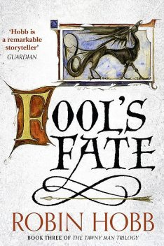 Fool's Fate, Robin Hobb