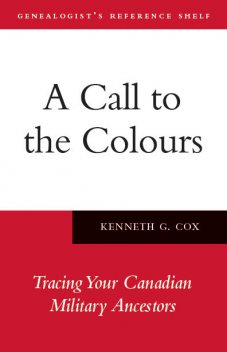 A Call to the Colours, Kenneth Cox