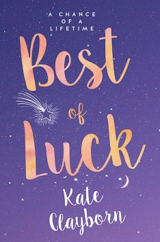 Best of Luck, Kate Clayborn