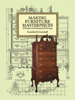 Making Furniture Masterpieces, Franklin H.Gottshall