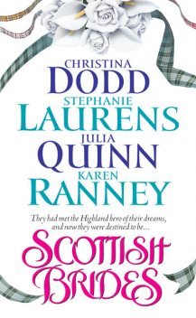 Scottish Brides, Julia Quinn, Stephanie Laurens, Karen Ranney, Christina Dodd