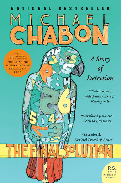 The Final Solution, Michael Chabon