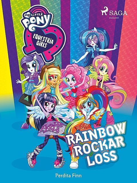 Equestria Girls – Rainbow rockar loss, Perdita Finn
