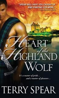 Heart of the Highland Wolf, Terry Spear