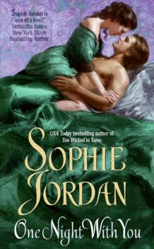 One Night With You, Sophie Jordan