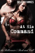 At His Command: The Billionaire's Beck and Call, Part 3 (A BDSM Erotic Romance), Delilah Fawkes