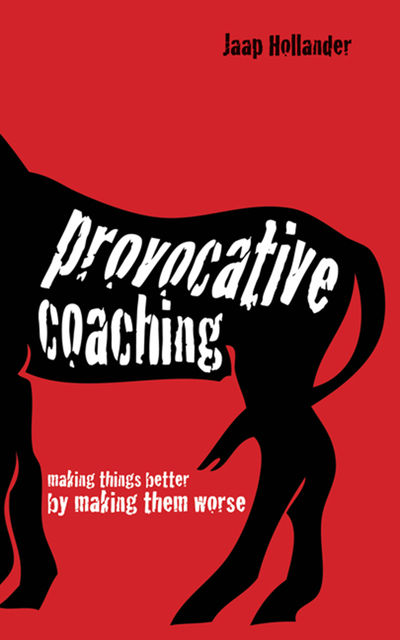 Provocative Coaching, Jaap Hollander