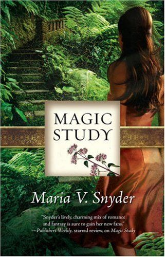 Magic Study, Maria Snyder