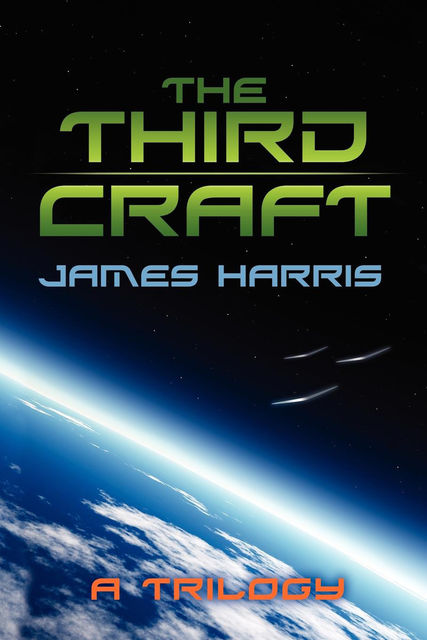 The Third Craft, James Harris