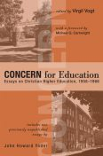 CONCERN for Education, Michael G. Cartwright