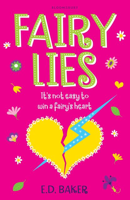 Fairy Lies, E.D.Baker