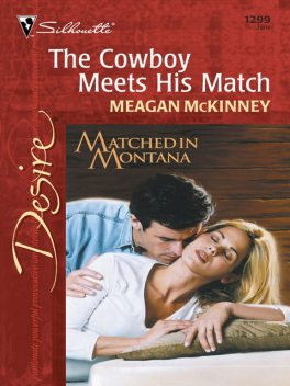 The Cowboy Meets His Match, Meagan Mckinney