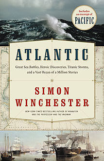 Atlantic, Simon Winchester