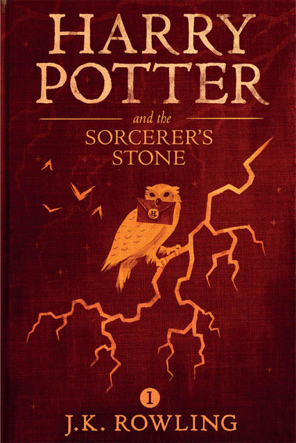Harry Potter and the Philosopher's Stone (Harry Potter and the Sorcerer's Stone), J. K. Rowling