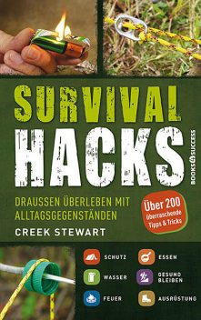 Survival Hacks, Creek Stewart