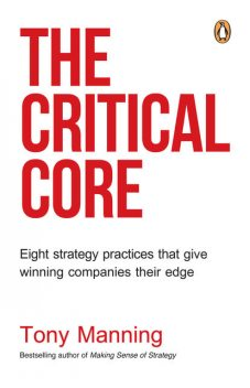 The Critical Core, Tony Manning