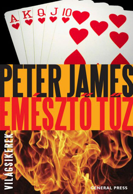 Emésztő tűz, Peter James