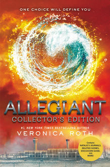 Allegiant Collector's Edition, Veronica Roth