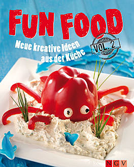 Fun Food - Volume 2, Nina Engels