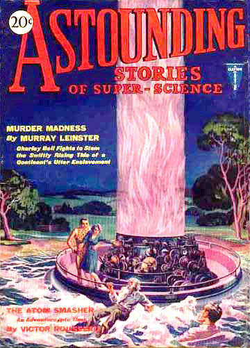 Astounding Stories of Super-Science, May, 1930, Various