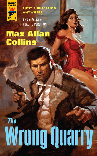 The Wrong Quarry, Max Allan Collins