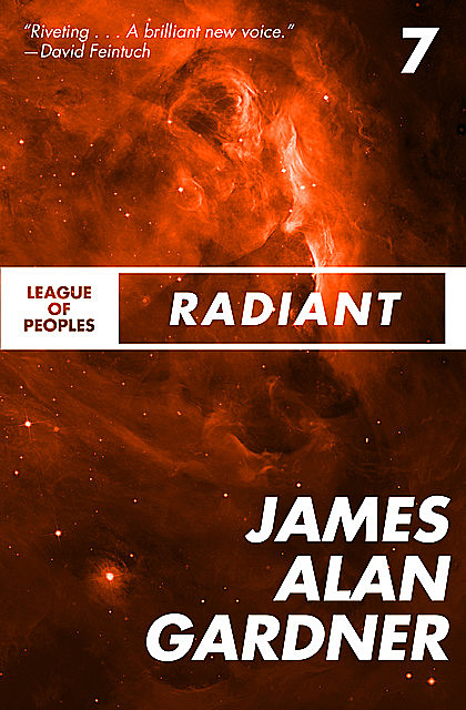 Radiant, James Alan Gardner