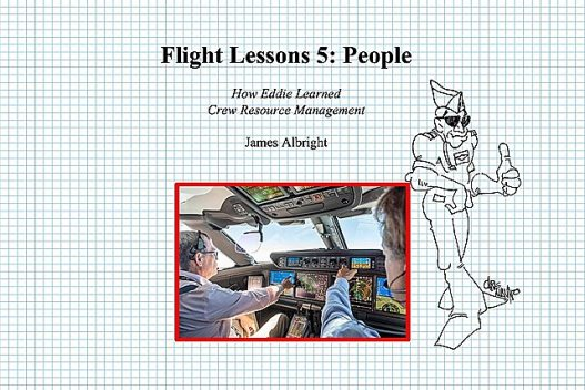 Flight Lessons 5, James Albright