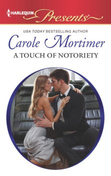 A Touch of Notoriety, Carole Mortimer