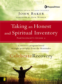 Taking an Honest and Spiritual Inventory Participant's Guide 2, John Baker
