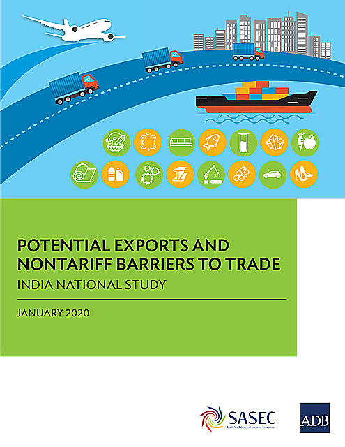 Potential Exports and Nontariff Barriers to Trade, Asian Development Bank