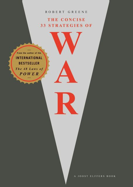 The 33 Strategies of War, Robert Greene