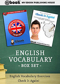 English Vocabulary Box Set, My Ebook Publishing House, Matt Purland