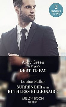 The Virgin's Debt To Pay, Abby Green, Louise Fuller