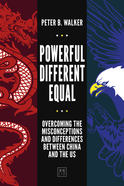 Powerful, Different, Equal, Peter Walker