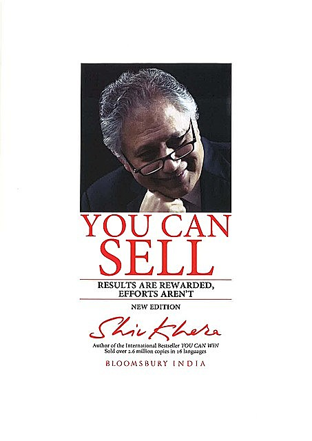 You Can Sell, Shiv Khera