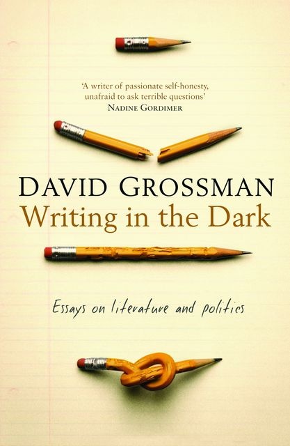 Writing in the Dark, David Grossman