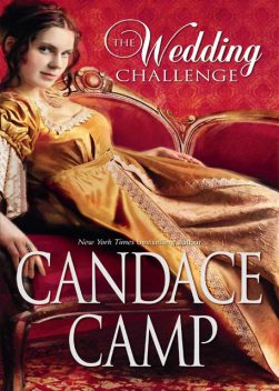 The Wedding Challenge, Candace Camp