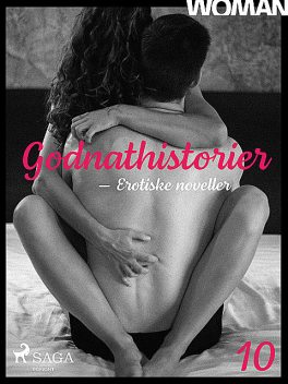 Godnathistorier – WOMAN – 10, Woman – Diverse forfattere