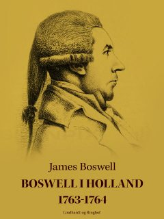 Boswell i Holland 1763–1764, James Boswell