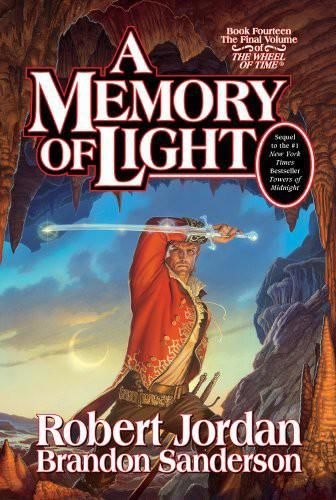A Memory of Light, Robert Jordan, Brandon Sanderson