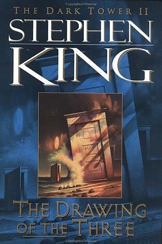 The Dark Tower II: The Drawing of the Three (Tri tarot karte), Stephen King