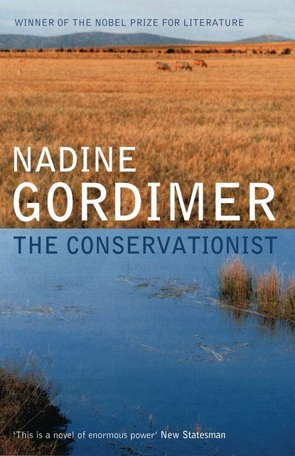 The Conservationist, Nadine Gordimer