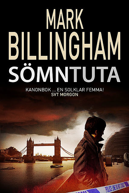 Sömntuta, Mark Billingham