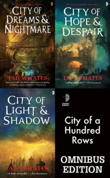City of a Hundred Rows, Ian Whates